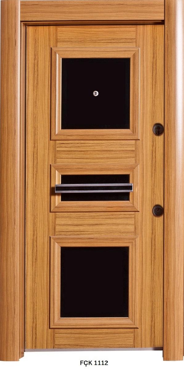 Fırat Çelik Kapı 11112 Modeli Gülce Proje Serisi