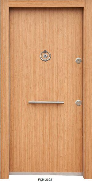 Fırat Çelik Kapı 2102 Modeli Ceres Lüx Freze
