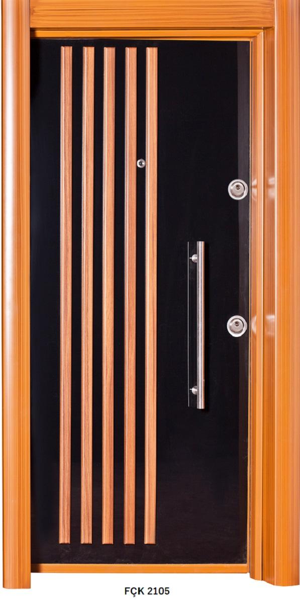 Fırat Çelik Kapı 2105 Modeli Gülce Proje Serisi