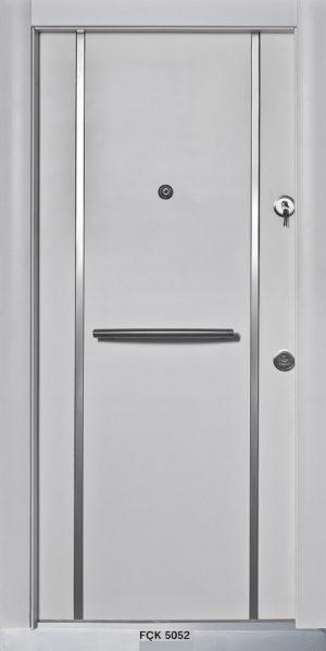 Fırat Çelik Kapı FÇK 5052 Modeli Ceres Lüx Freze