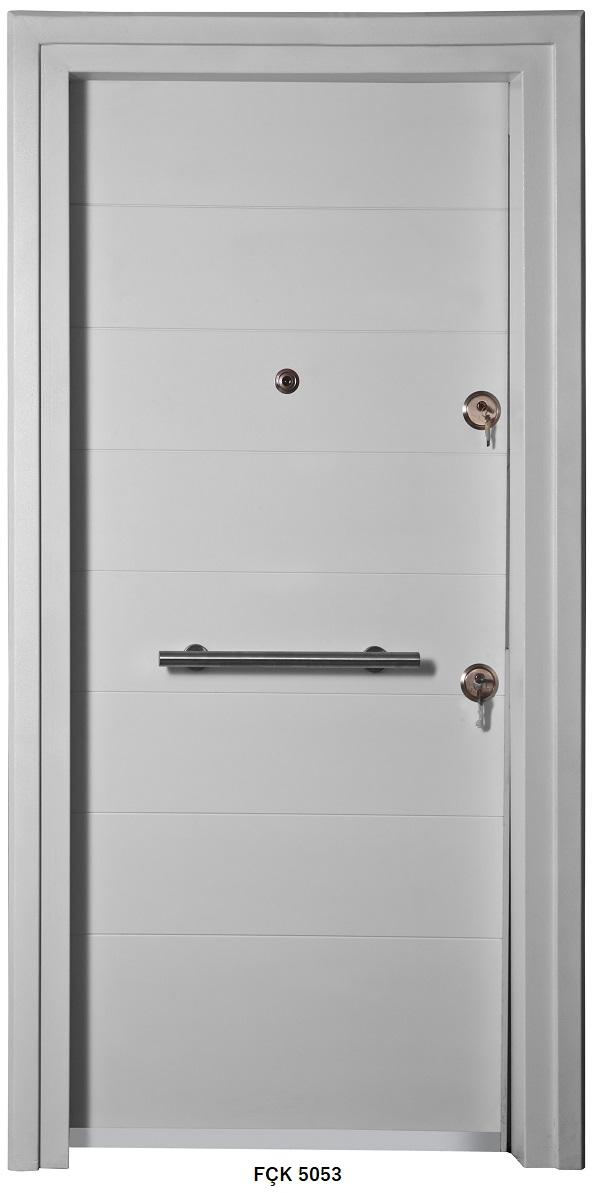Fırat Çelik Kapı 5053 Modeli Ceres Lüx Freze