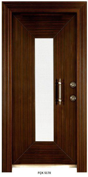 Fırat Çelik Kapı FÇK 5170 Modeli Ceres Lüx Freze