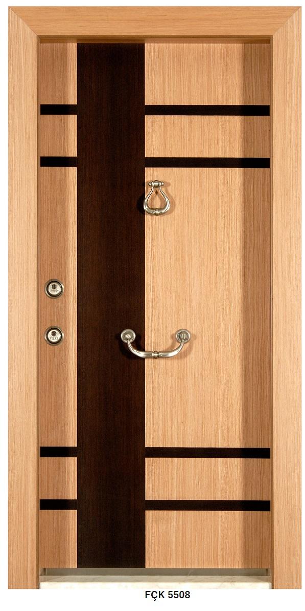 Fırat Çelik Kapı 5508 Modeli Ceres Lüx Freze