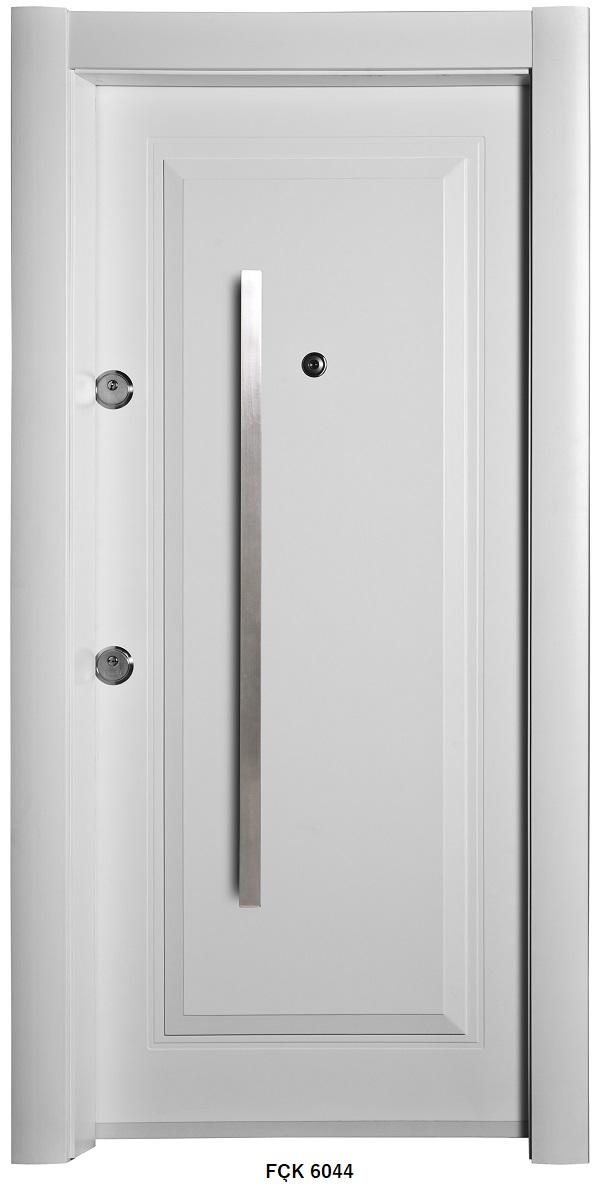Fırat Çelik Kapı 6044 Modeli Sarin Lüx Kabartma