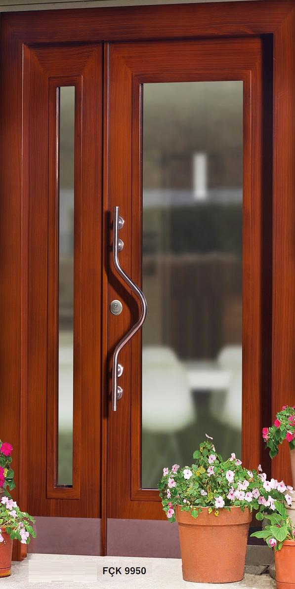 Fırat Çelik Kapı 9950 Modeli Bina Giriş Kapısı