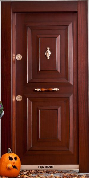 Fırat Çelik Kapı Banu Modeli Sarin Lüx Kabartma