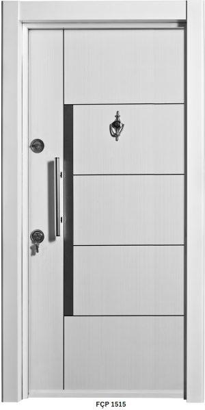 Fırat Çelik Kapı 1515 Modeli Eko Serisi