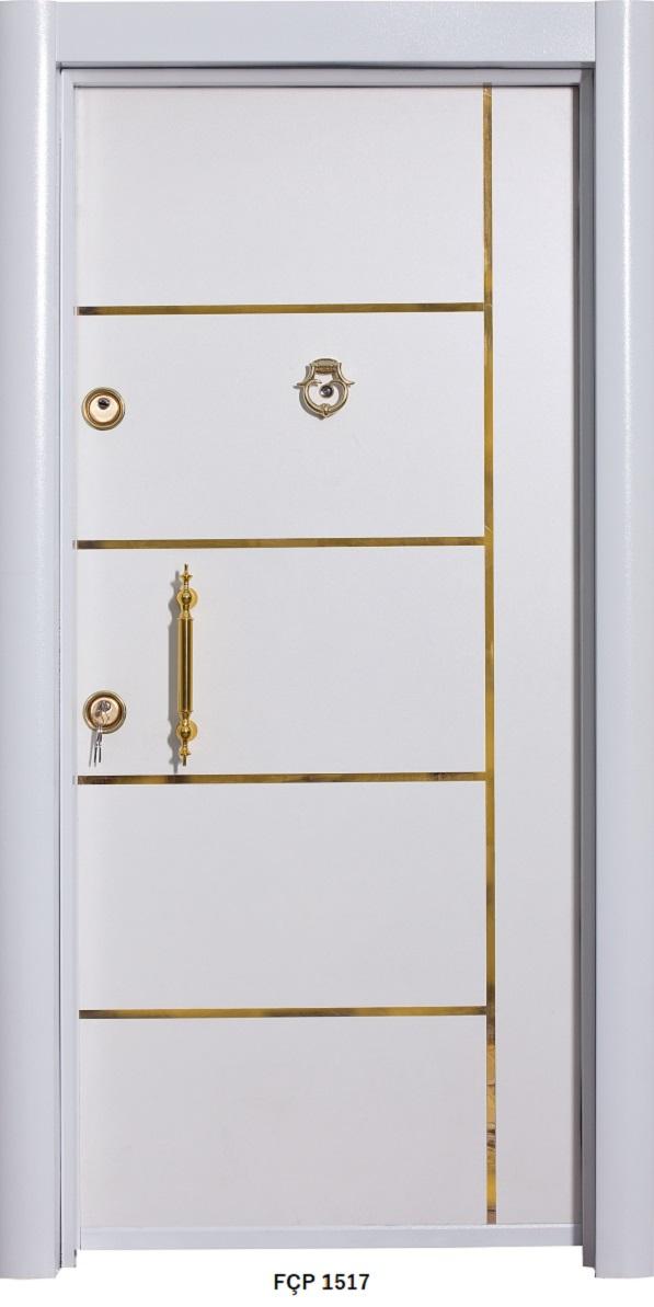 Fırat Çelik Kapı 1517 Modeli Eko Serisi