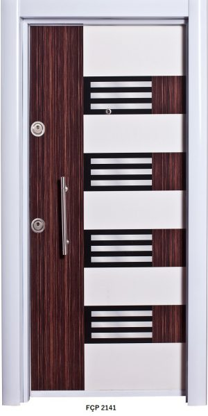 Fırat Çelik Kapı 2141 Modeli Laminati