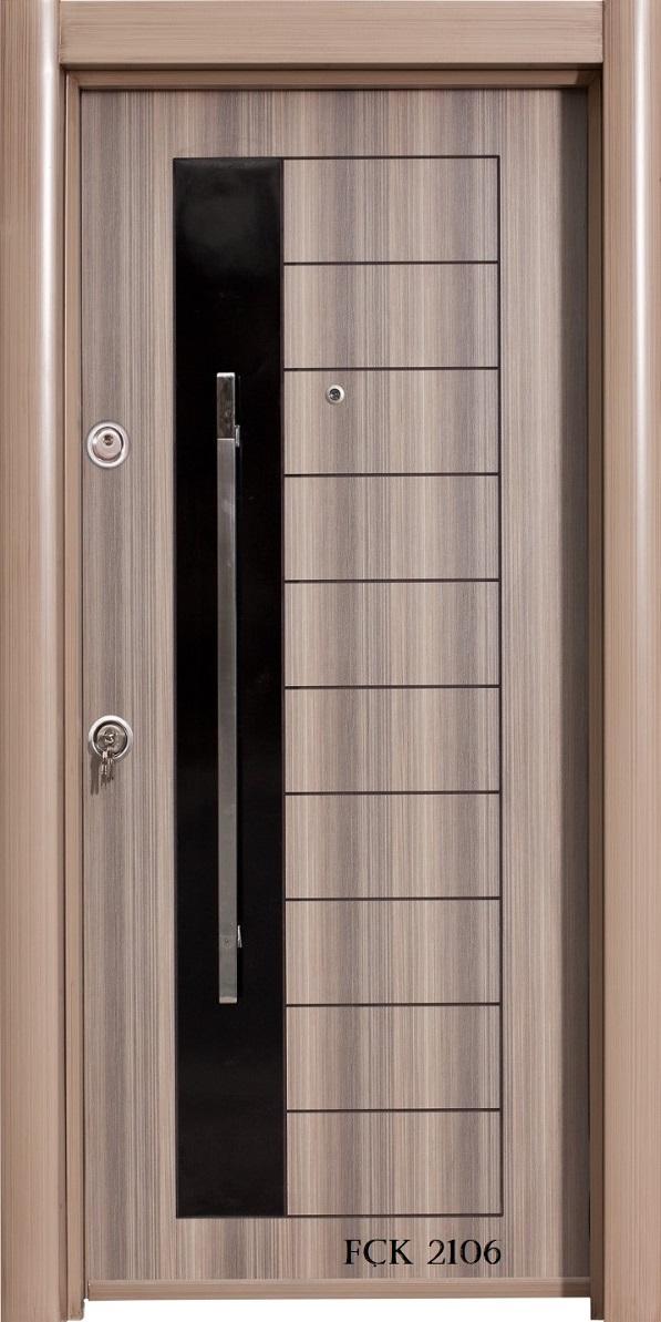 Fırat Çelik Kapı 2106 Modeli Gülce Proje Serisi