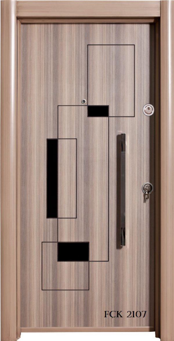 Fırat Çelik Kapı 2107 Modeli Gülce Proje Serisi