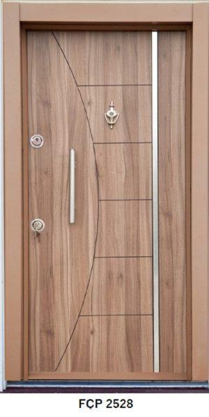 Fırat Çelik Kapı 2528 Modeli Eko Serisi