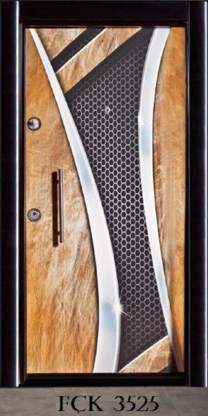 Fırat Çelik Kapı 3525 Modeli Laminat